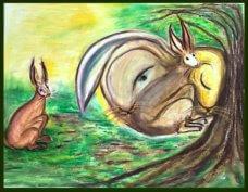 Hare spirit wisdom – THE SOURCE CENTRE